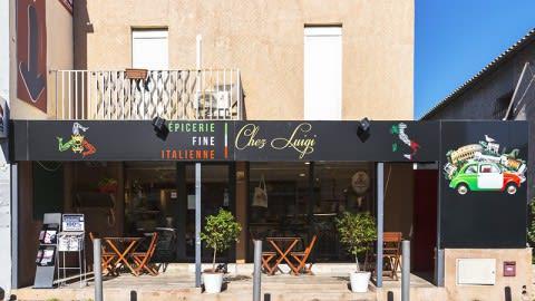 Épicerie fine Chez Luigi, Marseille