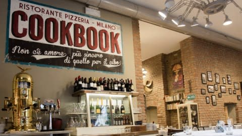 Cookbook, Milan