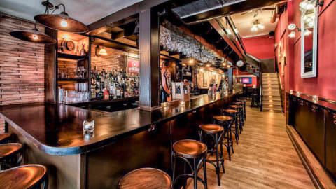 Baton Rouge Cocktail Bar, Madrid