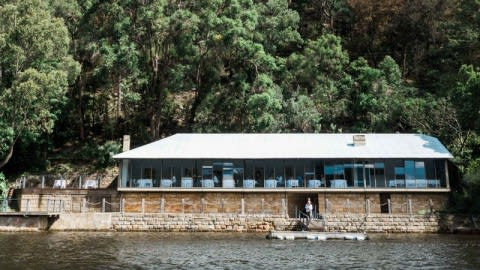 Berowra Waters Inn, Berowra Waters