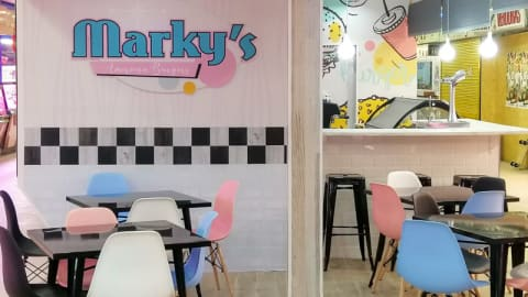 Marky's American burger, Madrid