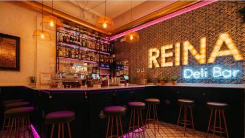 Reina Deli Bar, Madrid
