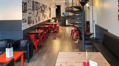 Les Tontons Burgers (Saint-Georges), Lyon