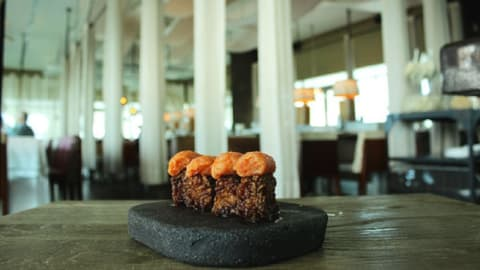 Erre de Ramón Freixa (Hotel Las Américas), Cartagena de Indias
