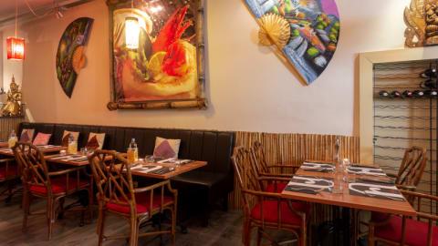 Restaurant De Thai, Utrecht