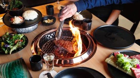 Gyusha Japanese Yakiniku Restaurant, Chippendale