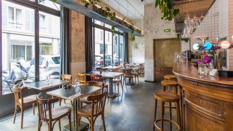 Restaurant du Badaboum, Paris
