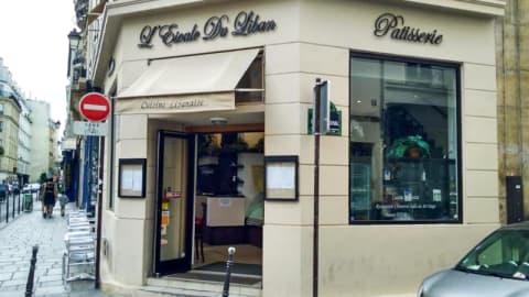L'escale du Liban, Paris