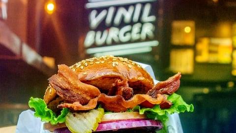 Vinil Burger (Pinheiros), São Paulo