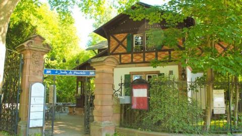 Le Jardin du Pourtalès, Strasbourg