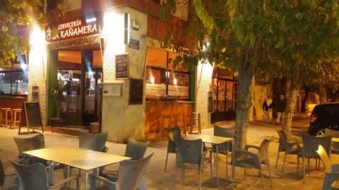 La Cerveceria de Monti, Valencia