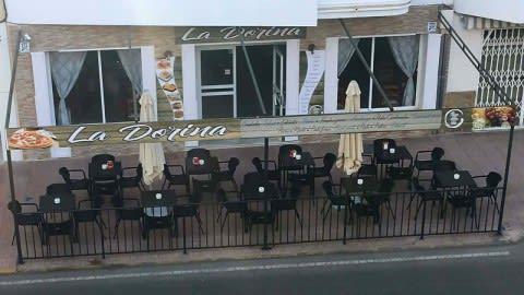 La Dorina, Garrucha