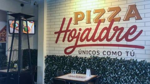 Pizza Hojaldre, Bogotá