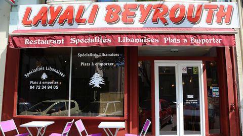 Layali Beyrouth, Lyon