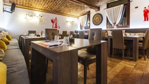Oh My God! Ristorante cucina inglese, Padua