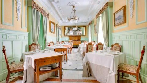 Taberna del Alabardero Sevilla, Sevilla