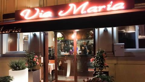Via Maria - lo scenario, Paris