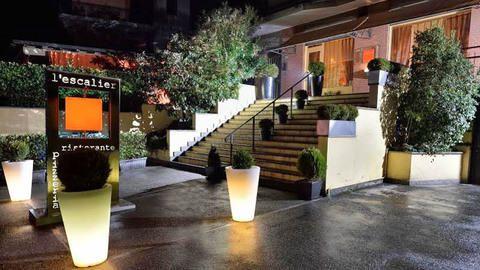 L'Escalier, Pecetto Torinese