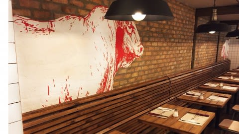 Media Res Steakhouse, Bogotá
