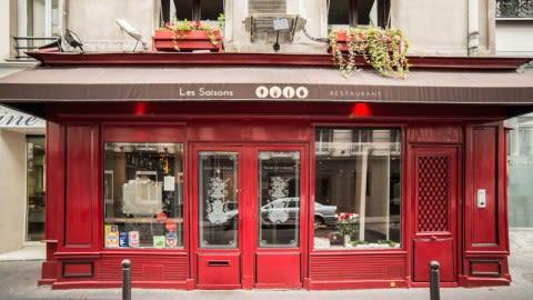 Les Saisons, Paris