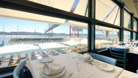 5 Oceanos - Docas, Lisbon