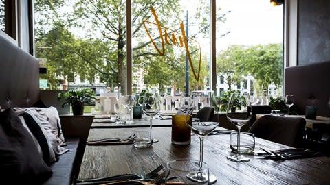 Restaurant JUST, Rotterdam