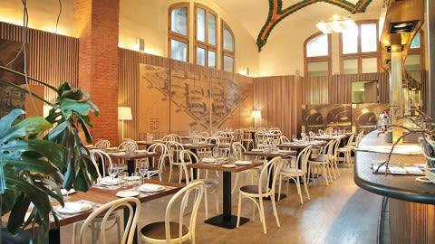 1902 Cafè Modernista, Barcelona
