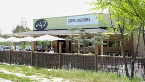 El 42, Guadarrama