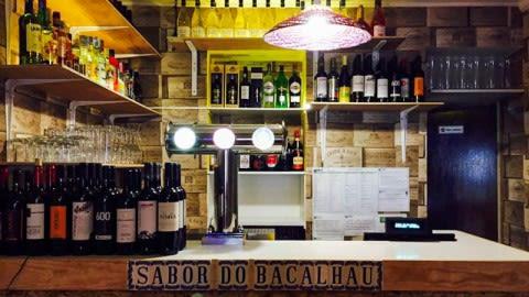 Sabor do Bacalhau and Wine Bar, Lisbon