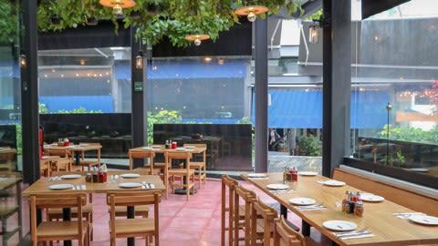 Ardente Pizzeria Napoletana (Santa Fe), Mexico City