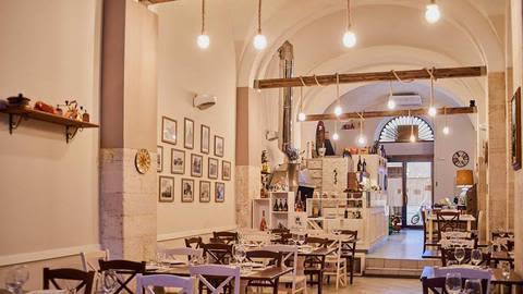 Osteria Villari, Bari