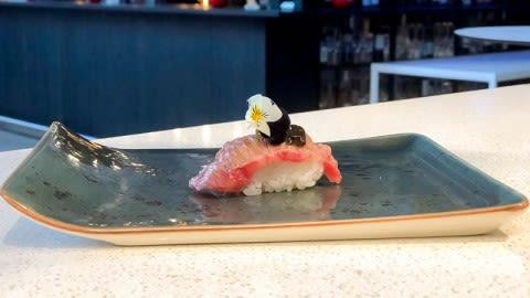 Takeko sushi bar, Estepona
