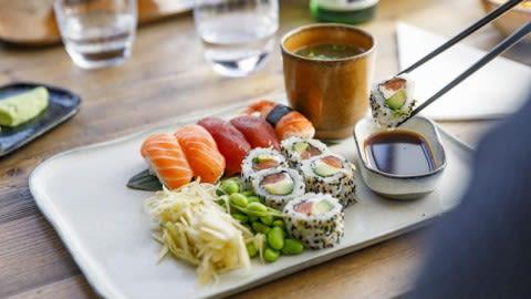 Enjoy Sushi Bouc-Bel-Air, Bouc-Bel-Air