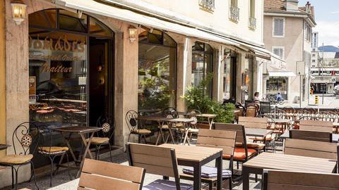 Nomades, Genève
