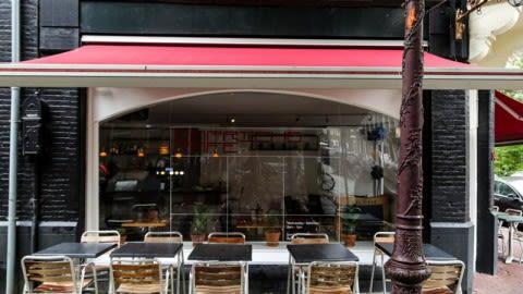Capricho Cafe, Amsterdam