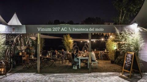 Molopontemilvio – Vinum 207 A.C., Rome