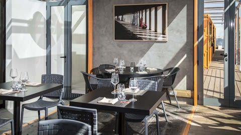 Okah Restaurant & Rooftop, Lisbon