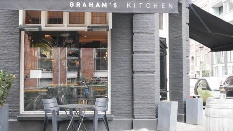 Graham's Kitchen, Amsterdam