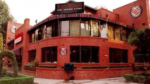 Tony Roma's (Polanco), Mexico City