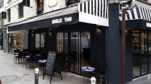 Basilic Thai, Paris