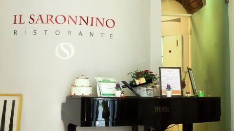 Il Saronnino, Milan