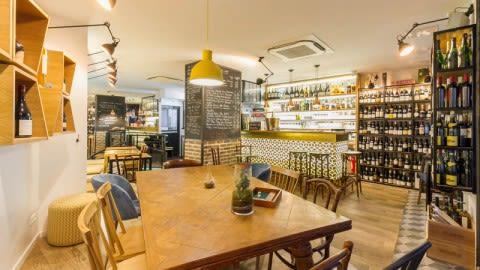 Hubris - Bar à vin, Paris