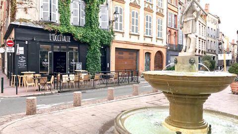 L'OccItalie, Toulouse