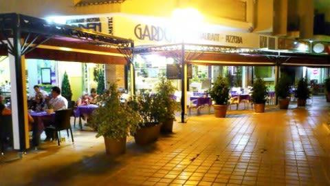 Pizzeria Garden, Los Alcázares