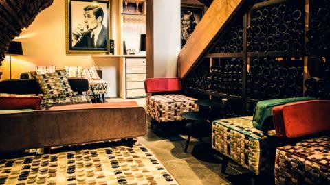 N°5 WINE BAR : bar à vins & restaurant, Toulouse