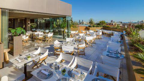 MOOD Rooftop Bar - Hotel The One, Barcelona