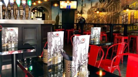 Red Dog Café, Lyon