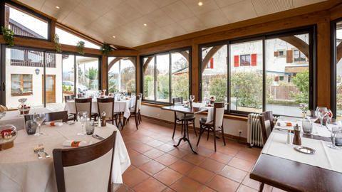 Café du Levant, Aire-la-Ville