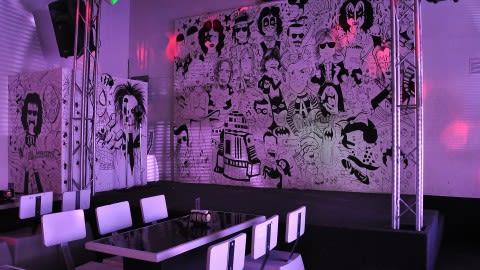 Escaparate Bar (San Angel), Mexico City