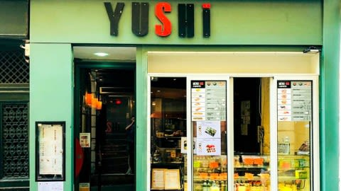 Yushi, Paris